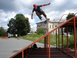 Trojka - Fakie shov-it