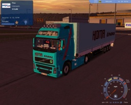 Volvo FH16 660 Globetrotter XL