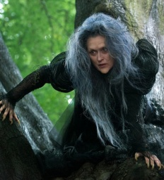 "Meryl Streep in ""Into the Woods"""