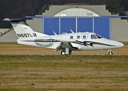 Eclipse EA500 Private  N607LM