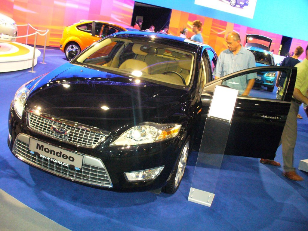 Ford Mondeo2