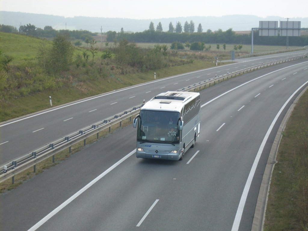 Mercedes-Benz 0580 Travego