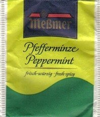Pfefferminze Peppermint