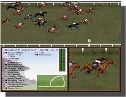 Screen Shot of Horse Racing Party