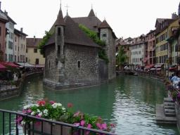 Jail at Annecy
