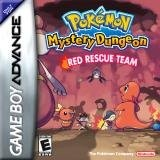 POKEMON Dungeon - Red Rescue Team - obrázek