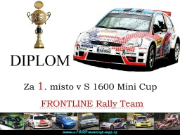 FRONTLINE Rally Team