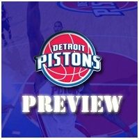 Preview: Los Angeles Clippers - Detroit Pistons - obrázek