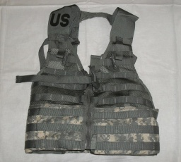 1x UCP MOLLE II Fighting Load Carrier – nové = 850Kč