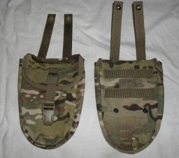MULTICAM Entrenching Tool Carrier – nové = 400Kč/ks (sold)
