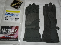 Masley Goretex Flyers Cold Weather: 0x LARGE – nové = 890Kč/pár (sold)