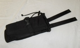 1x Black Radio Pouch Harris - top stav = 390Kč/ks