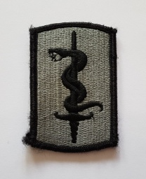 1x UCP 30th Medical Brigade, na suchý zip = 100Kč/ks
