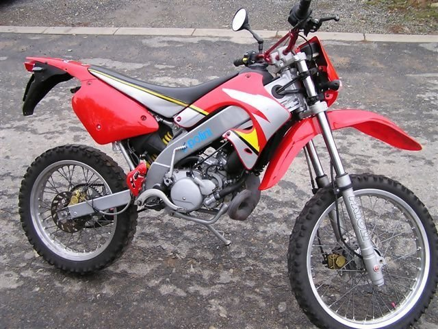 Peugeot 50 XP-S ENDURO