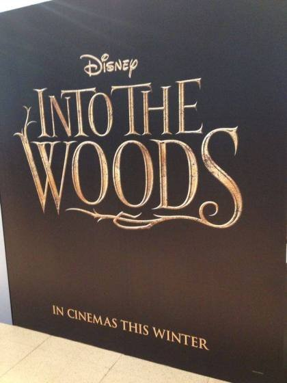 Into The Woods official poster